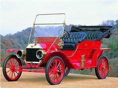 100 anos do Ford modelo T | Blog dos Carros Antigos