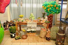 festa infantil fazendinha simples - Pesquisa Google