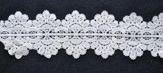 grey lace fabric