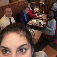 Enjoying the most important meal of the day with the best team in #indy  #eliteconsultinggroup #eatbreakfast #breakfastclub