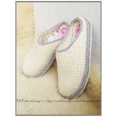 Ravelry: CROCHET SOLES + Sole-treatment - Tailored Method pattern by Ingunn Santini