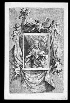 [Retrato de Carlos II]. Grabado — ?