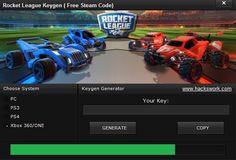 Rocket League Keygen ( Free Steam Code )