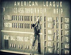 Old School Scoreboard