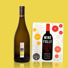 Wine Folly's principles are much like our own. They broke the stodgy wine mold with this vibrant, informative book. Which is why we paired their NY Times best-seller with our unique Grenache Blanc. #DrinkUproot - https://www.drinkuproot.com/products/wine-folly
