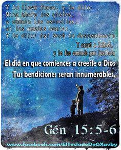 Creele a Dios.