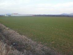 Pozemok pri logistickom sklade LIDL - Záborské