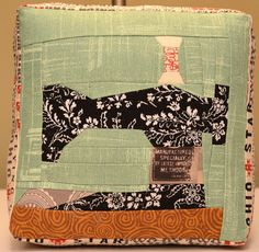 Pincushion by shecanquilt, via Flickr