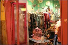 Small Boutique/ Barrio de las Letras/ PINK7 Vintage Shop♥♥ Vintage Shop, Boutiques, Madrid, Bling, City, Ideas, Home Decor, Lyrics, Boutique Stores