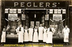 Bristol trade directory 1871 - Grocers - http://www.9a9.red/bristol-trade-directory-1871-grocers/