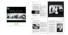 Diseño de la guía para monitores de artes escénicas y discapacidad de Moments Art.