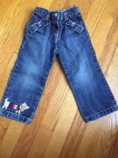 Gymboree Toddler Girls Jeans 2T 2 | eBay