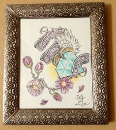 Nothing Lasts Forever by ZimmerArt on Etsy, $60.00