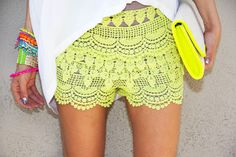 cutecrocs.com crochet shorts (09) #crocheting