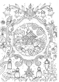 Image Result For Carovne Lahodnosti Coloring Picture Images