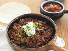 Chili con Carne | Zeit: 30 Min. | http://eatsmarter.de/rezepte/chili-con-carne