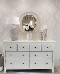 Hemnes dresser design - Home Decoration