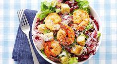 Garlic Shrimp Caesar SaladDelish