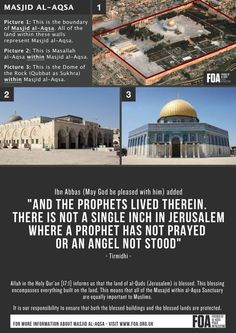 Do you know al-Aqsa?  Please like and share the image to help raise awareness about Masjid al-Aqsa.  More info: http://foa.org.uk/campaigns/do-you-know-al-aqsa-campaign