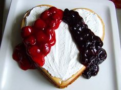 Catholic Cuisine: Divine Mercy Cheesecake - First Sunday after Easter