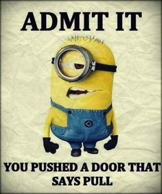 Here we have some of Hilarious jokes Minions and Jokes. Its good news for all minions lover. If you love these Yellow Capsule looking funny Minions then you will surely love these Hilarious joke. Clean Funny Memes, Really Funny Memes, Stupid Funny Memes, Funny Laugh, Hilarious Jokes, Funny Today, Funny Minion Pictures, Funny Minion Memes, Gods Grace