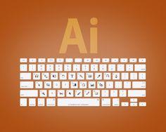 Adobe shortcuts in Adobe illustrator