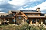 Exposed beams, rustic yet refined - Design, Ceilings - Custom Home Magazine