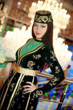 Kırım Tatar TÜRK Kızı