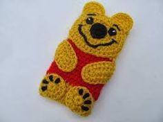 Resultado de imagen para funda celulares tejidas a crochet pinterest