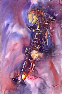 Jazz Miles Davis