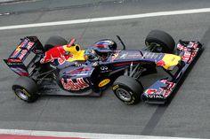 2011 Red Bull RB7 - Renault (Sebastian Vettel)