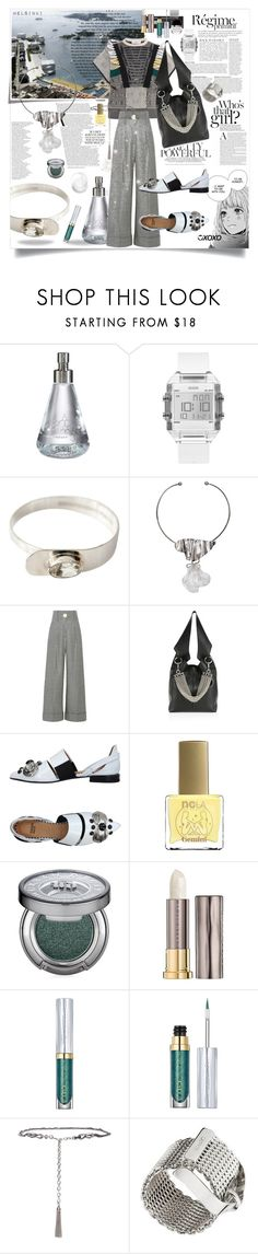 """""""dream destination: HELSINKI #44"""" by strawberry-latte ❤ liked on Polyvore featuring Anja, GUESS, 3.1 Phillip Lim, Petar Petrov, Alexander Wang, Toga, ncLA, Urban Decay, Lanvin and Marc Jacobs"""