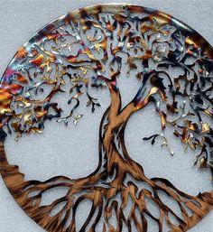 Tree Wall Art by HumdingerDesignsEtsy on Etsy
