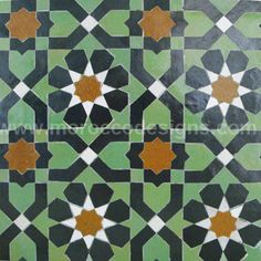 moroccan tiles in color 001, 008 and 015 Moroccan Tiles, Arabesque, Mosaic Tiles, Geometry, Oriental, Kids Rugs, Architecture, Mexican Tiles, Geometric Patterns