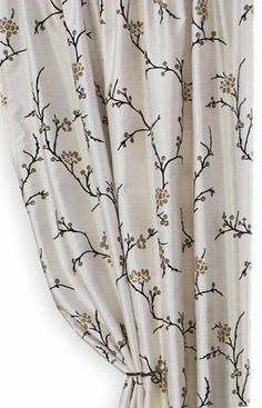 Bonavisat Home Asian Willow Rod Pocket Panel, Sage, 56-Inch by 84-Inch by Bonavista Home. $36.68. Machine wash warm gentle cycle and dry clean. 100-percent polyester. Rod pocket curtain panel. Your windows will look beautiful in these faux silk asian inspired flocked and printed design rod pocket panel.. Save 18%!