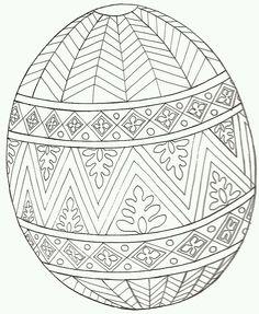 jan brett design egg coloring page