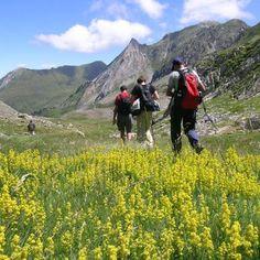 Hiking in Pyrenees El Gran Bucle - Etappe 4