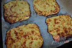 Příprava receptu Fantastický v troubě zapečený křupavý sýr bez smažení a klasického trojobalu, krok 3 Baked Chicken, Quiche, Zucchini, French Toast, Baking, Vegetables, Breakfast, Recipes, Food