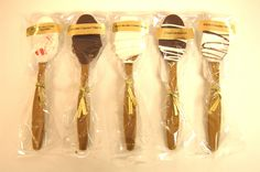 Dipped spoons