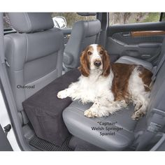 Safety Seat Expander - Dog Beds, Dog Harnesses and Collars, Dog Clothes and Gifts for Dog Lovers   In The Company Of Dogs