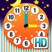 Learning to tell time is fun    Get it for iPad: http://itunes.apple.com/us/app/learning-to-tell-time-is-fun-hd/id375685028?mt=8  Get it for iPhone: http://itunes.apple.com/us/app/learning-to-tell-time-is-fun/id366837157?mt=8