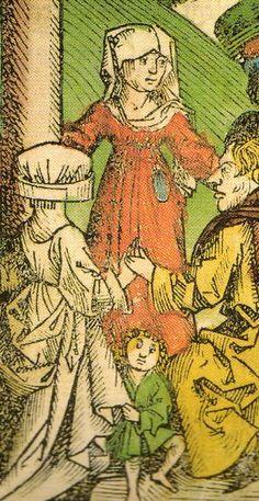 1480, Überwurfkleid