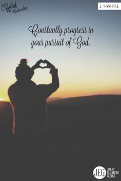 King David failed in his life, but he never faltered in his desire for a relationship with God. Do you desire to be after God's heart? #IWW