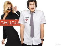 Zachary Levi, Yvonne Strahovski, as well as Adam Baldwin, Joshua Gomez, and some great celebrity cameos over the seasons. I'm really going to miss this show.