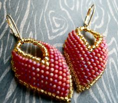 Red & Gold Valentine for me?