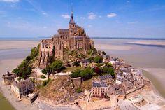 Mont St. Michel #travel #followyourcaprice
