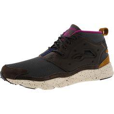 Reebok - Men's FuryLite Chukka Seasonal Outdoor Sneaker - Gravel/ Stone