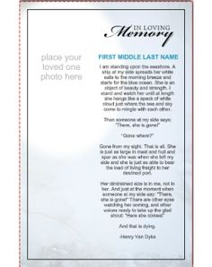 Obituary Templates | 264 Best Funeral Template Memorial Template Obituary Template