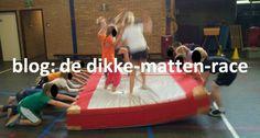 Blog: De dikke-matten-race - Juf Inger