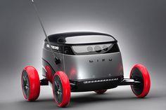 Designed to deliver! | Yanko Design